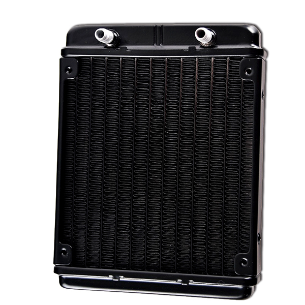 syscooling 12s 5 aluminum radiator water cooling heatsink for