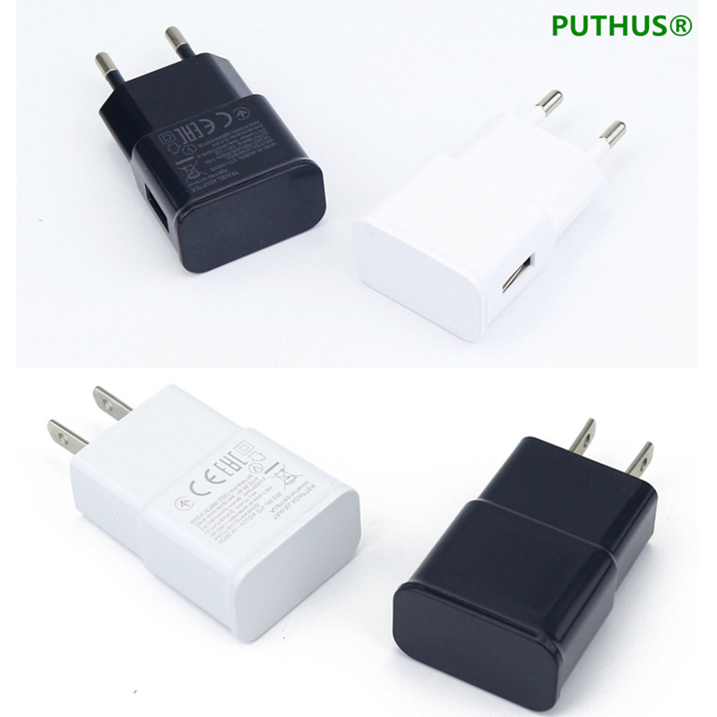 Phone-Charger Power-Adapter Eu-Us-Ca-Plug Usb Ac Travel for X S8 title=