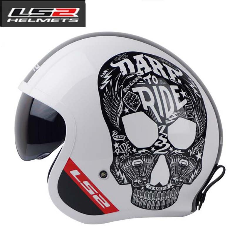 3/4 Face chopper motorcycle OF599 helmet with Built-in sun visor,motorbike moto motocross jet spitfire scooter helmet M L XL XXL футбольная форма adidas 2009 10 s m l xl xxl page 3