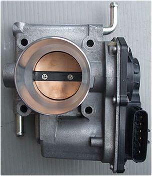 45mm FoMoCo ZJ38 13 640 5171 00953 2P06 Mazda 2 için ZJ3813640 Elektronik Kontrol Gaz Kelebeği Gövdesi