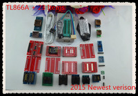 Free Shipping 2015 Newest V6 1 Full Set For TL866A Prgrammer USB Universal Programmer Bios Programme