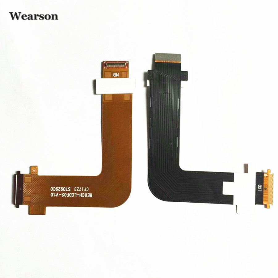 For Huawei Media Pad 8.0 Inch Mediapad T3 8 KOB-L09 KOB-W09 LCD Flex Cable Display Main Ribbon FPC Tested High Quality