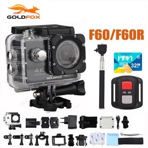 Action Camera F60/F60R Allwinn