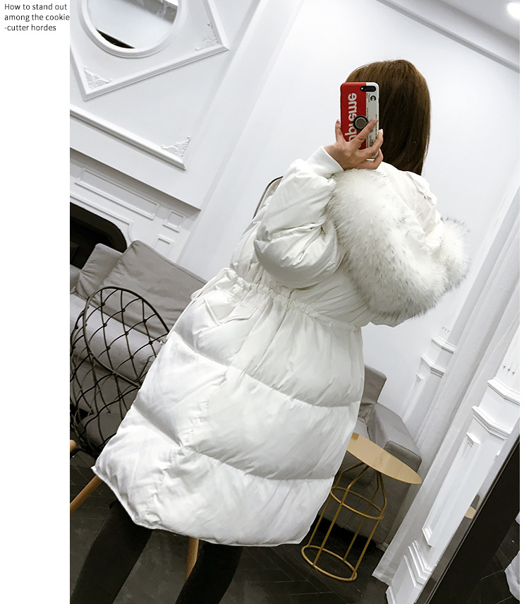 Hooded Female Outerwear Fur 7