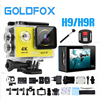 100% NEW Ultra 4K Wifi Action Camera 12MP 1080P 60FPS Full HD Outdoor Sport Video Camera 30M Go Waterproof Pro Sport DV Bike Cam