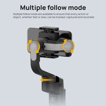 Moza Mini S Foldable 3 Axis Smart phone Gimbal Free Extend StickHandheld Gimbal Stabilizer for iPhone Xs Max X Samsung S10 S9