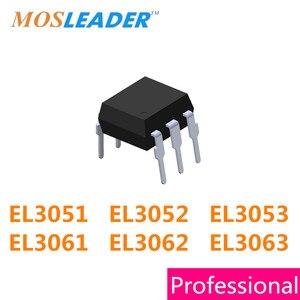 Image 1 - Mosleader DIP6 DIP5 100 Uds 1000 Uds EL3051 EL3052 EL3053 EL3061 EL3062 EL3063 hecho en China de alta calidad