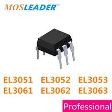 Mosleader DIP6 DIP5 100PCS 1000PCS EL3051 EL3052 EL3053 EL3061 EL3062 EL3063 תוצרת סין באיכות גבוהה