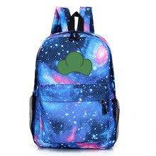 цены 2016 NEW Starry Sky backpacks anime osomatsu backpack Osumatsu san daily bag Cartoon travel School bags