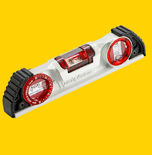 Free Delivery Kapro 935 Red Torpedo level For Measuring slope angle of 360 degree rotation with magnetic base yuvraj singh negi biopolymers for targeted drug delivery systems