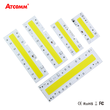 Smart IC LED Matrix 30W 50W 70W 100W 150W 110V 220V High Power Didoe Array COB LED For Searchlight Projector Spotlight image