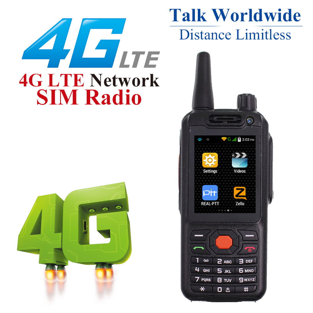 4G LTE Android Walkie Talkie F25 Poc Network Phone Radio Intercom Rugged Smart Phone Zello REAL PTT Radio F25