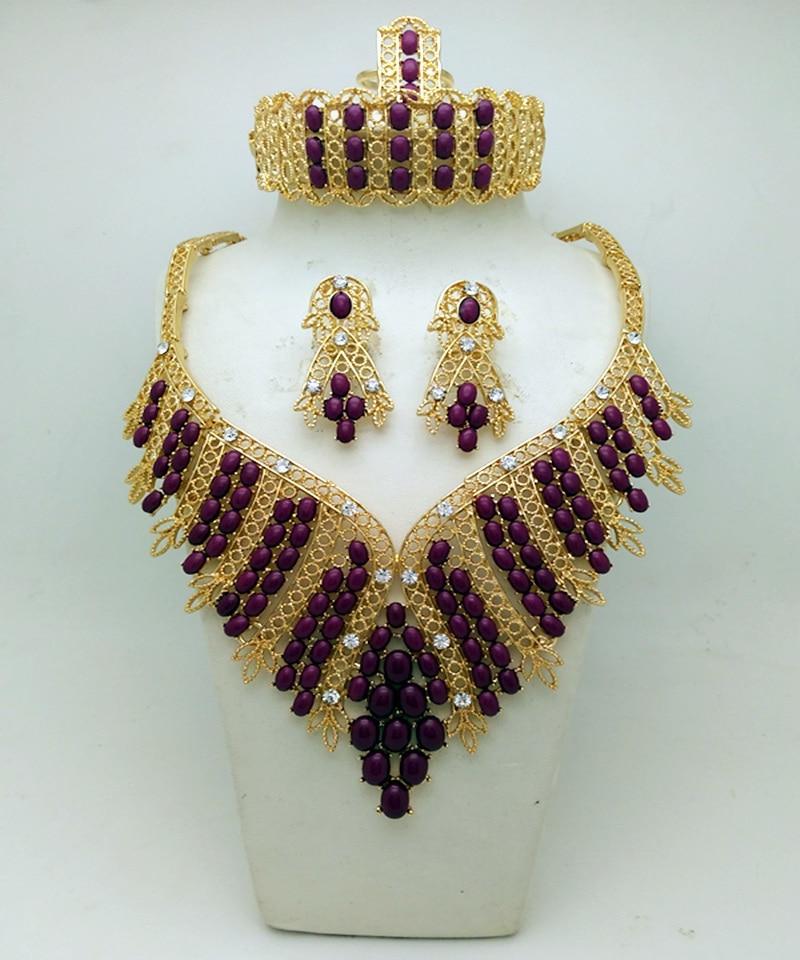 Fine Latest Bead Necklace Designs In Nigeria Gallery - Jewelry ...