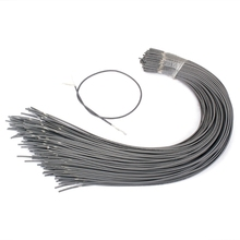 Guitar Circuit Wire Accessories 20pcs Shielded Cable Single Conductor for Electric