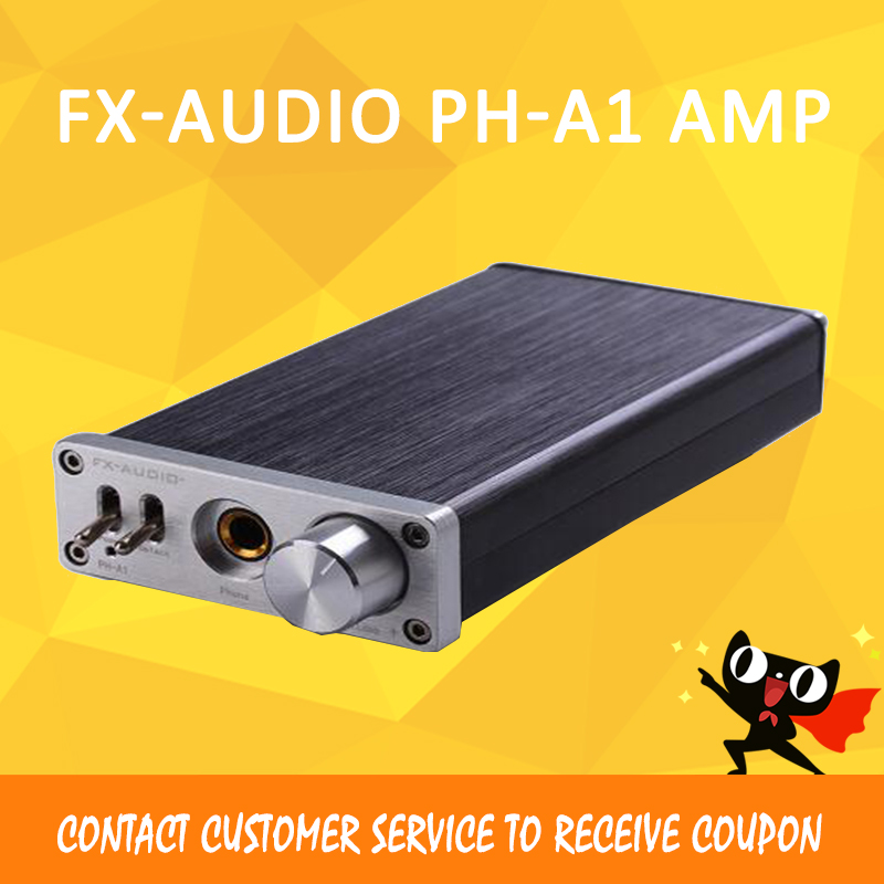все цены на ASD NFJ&FXAUDIO PH-A1 HIFI Portable Desktop Headphone / Earphone Amplifier Digital Audio онлайн