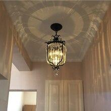 Black Industrial Wrought Iron pendant lamp For Bar Study Hotel Restaurant pendant lighting modern led pendant