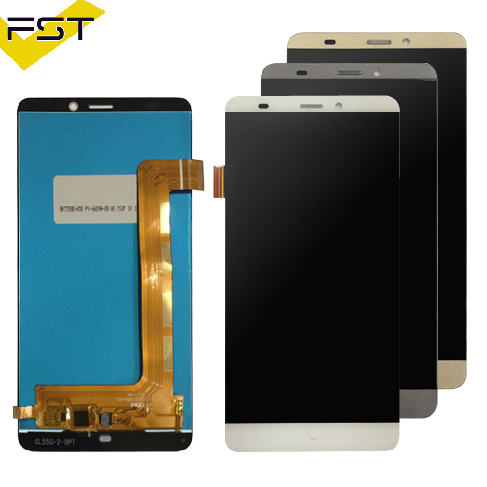 for Prestigio Grace S5 LTE PSP5551 Duo PSP 5551 psp5551duo LCD Display Touch screen digitizer panel sensor lens glass Assembly