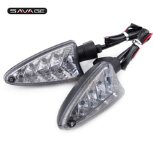 LED Turn Signal Light For BMW F800 GT R S ST F650 GS F700 S1000RR C600 Sport Motorcycle Accessories Indicator Lamp Signaling