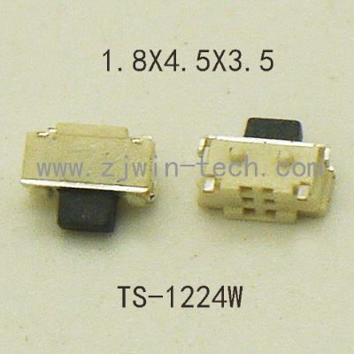 20pcs Side Tactile Push Button Micro SMD SMT Tact Switch 2*4mm XZ Sqi4