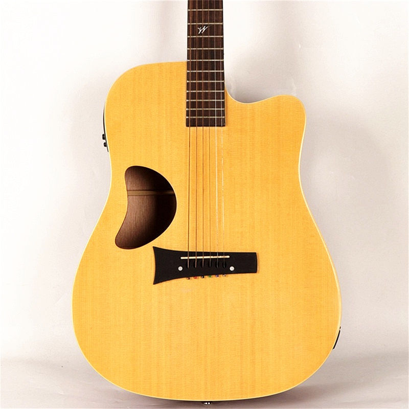stock 41 inch acoustic guitar beginner guitars for adults in guitar from sports entertainment. Black Bedroom Furniture Sets. Home Design Ideas
