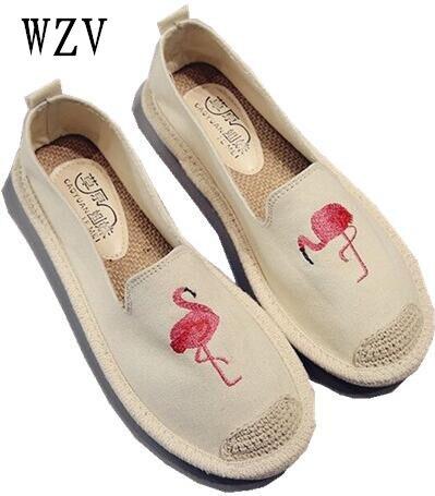 2018 fashion Summer NEW Women Loafers Womens Shoes Fashion Korea Flat Shoes Women Black Canvas Shoes Fisherman shoes E026 fashion tassels ornament leopard pattern flat shoes loafers shoes black leopard pair size 38