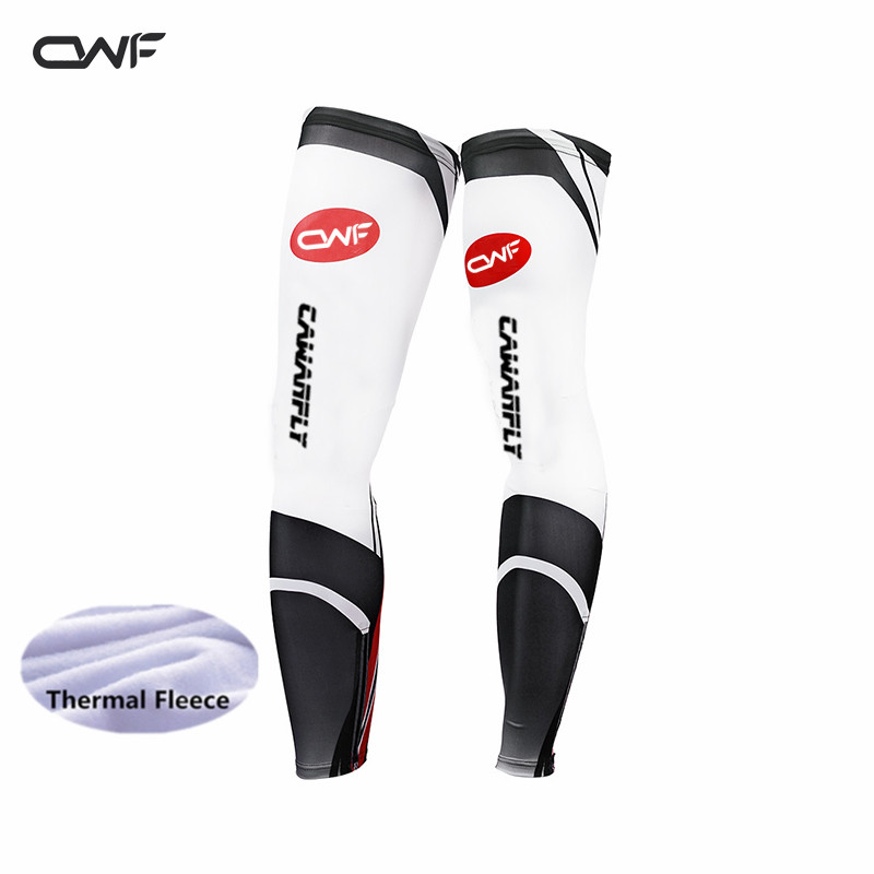 Pro Team Shoe cover Breathable Windproof Mountain 2018 new MTB Protect covers Fleece Cycling Leg Warmers and Arm Sleeve