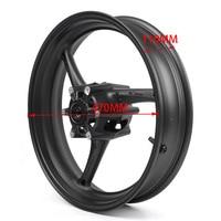 Motorcycle Front Wheel Rim for Suzuki for GSXR600 GSXR750 GSXR600 750 K11 2011 2012 2013 2014 2015 2016 2017 2018 Aluminum