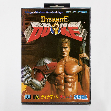 16 bit Sega MD game Cartridge with Retail box - Dynamite Duke game card for Megadrive Genesis system
