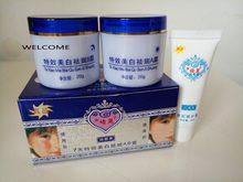 Atacado Jiaoli creme de clareamento para o rosto (Dia e Noite Creme) g + g + g 8 20 20/remover sardas local 0085