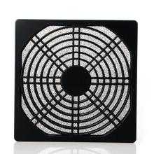 80 мм 125 мм компьютер вентилятор Пылезащитный чехол случай 3 в 1 пыле фильтр губки сетки 8 см 12.5 см вентилятор компьютера дуршлаг пыли net p0.11