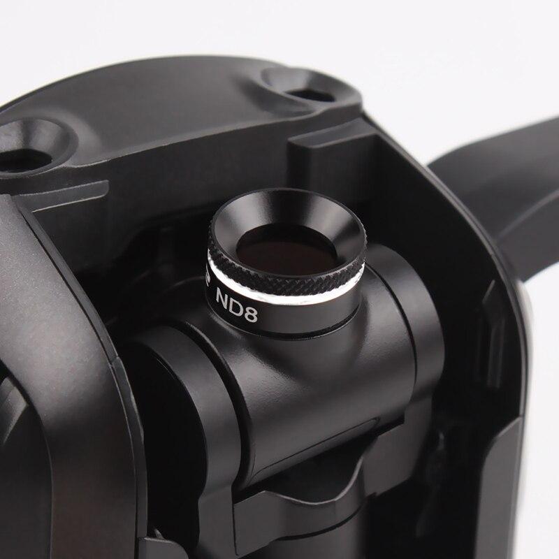 DJI Mavic Air Drone 4K Camera Gimbal Lens Filter MCUV CPL ND Camera Lens  Sunhood Protector for DJI Mavic Air Accessories