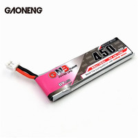 3 5 10 PCS GAONENG GNB 4 35V 450mAh 1S 80C HV Battery PH2 0 Plug