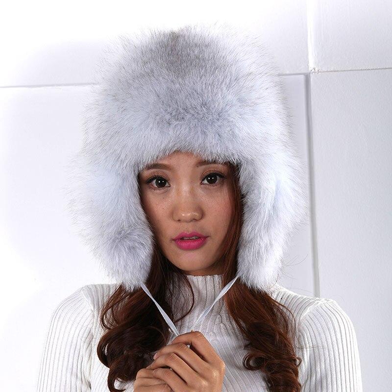 Bombardero sombrero de la personalidad de las mujeres de piel de lana  caliente esfera invierno marea al aire libre bombardero sombreros del  casquillo ... f1f1cdc1d43f