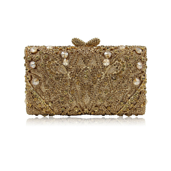 women evening bag gold crystal diamond handbag Chain Shoulder Bag female silver messenger bag fashion day clutches bridal purse crystal rhinestone bag gold evening bag women small banquet bag diamond clutch purse chain shoulder bag bridal handbag clutches