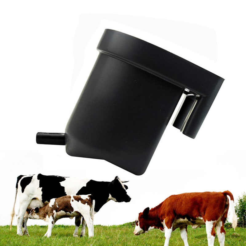5 lot Calf Dairy Animal Milking Bottle Teats Bucket Nipple for Feeding
