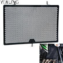 New Style Stainless Steel Motorcycle Radiator Grille Guard Cover Protector For Kawasaki Z750 Z800 ZR800 Z1000 Z1000SX NINJA1000 mtkracing new arrival stainless steel motorcycle guard protection water tank guard for kawasaki z750 z800 zr800 z1000 z1000sx