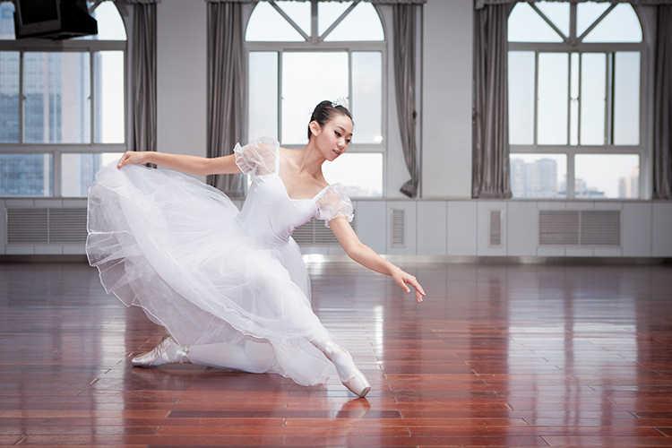 新プロバレエ白鳥の湖チュチュベール衣装大人のバレエスカートパフ白の古典的なバレエスカートドレスバレエ衣装