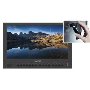 "Image 5 - ליליפוט BM150 4KS חדש 15.6 ""3840x2160 4x4K HDMI 3G SDI ובהחוצה שידור מנהל צג עם HDR, 3D LUT, מרחב צבע"