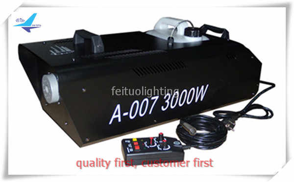LED fog lights 3000 smoke generator 3000w smoke machine