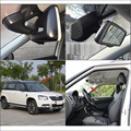 For Skoda Yeti Car wifi DVR Driving Video Recorder Hidden type FHD 1080P Novatek 96655 Car black box Keep Car Original Style