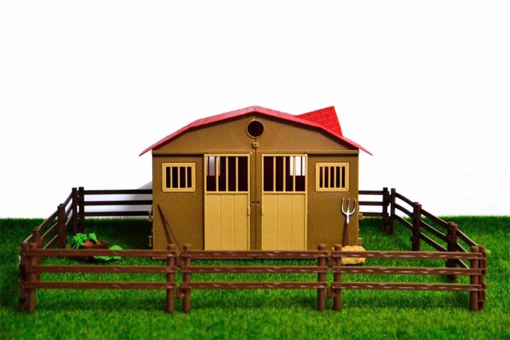 Original véritable ferme maison transfert stable match animal bétail cheval animaux chiens chat volaille vaches cochon canard mouton poulet poule oie