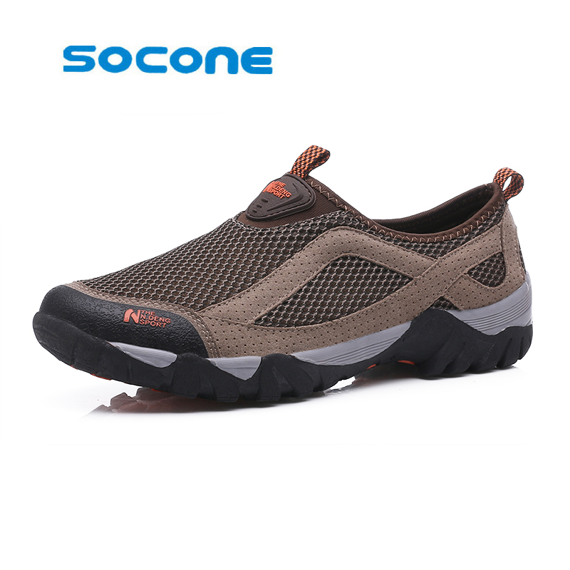 SOCONE summer outdoor men 's shoes sports shoes hollow beach surf shoes easy to dry sports shoes brand 2016 summer men s casual men s clothing shorts travel men s beach shorts surf board beach print quick dry boardshorts
