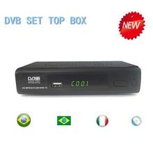 DVB T2 Terrestrial Receiver TV BOX DVB-T T2 H.264 Fully HD D