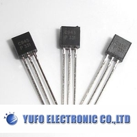 Free Shipping One Lot 1000 PCS 2SC945P TO 92 2SC945 C945P C945 NPN Silicon Transistor