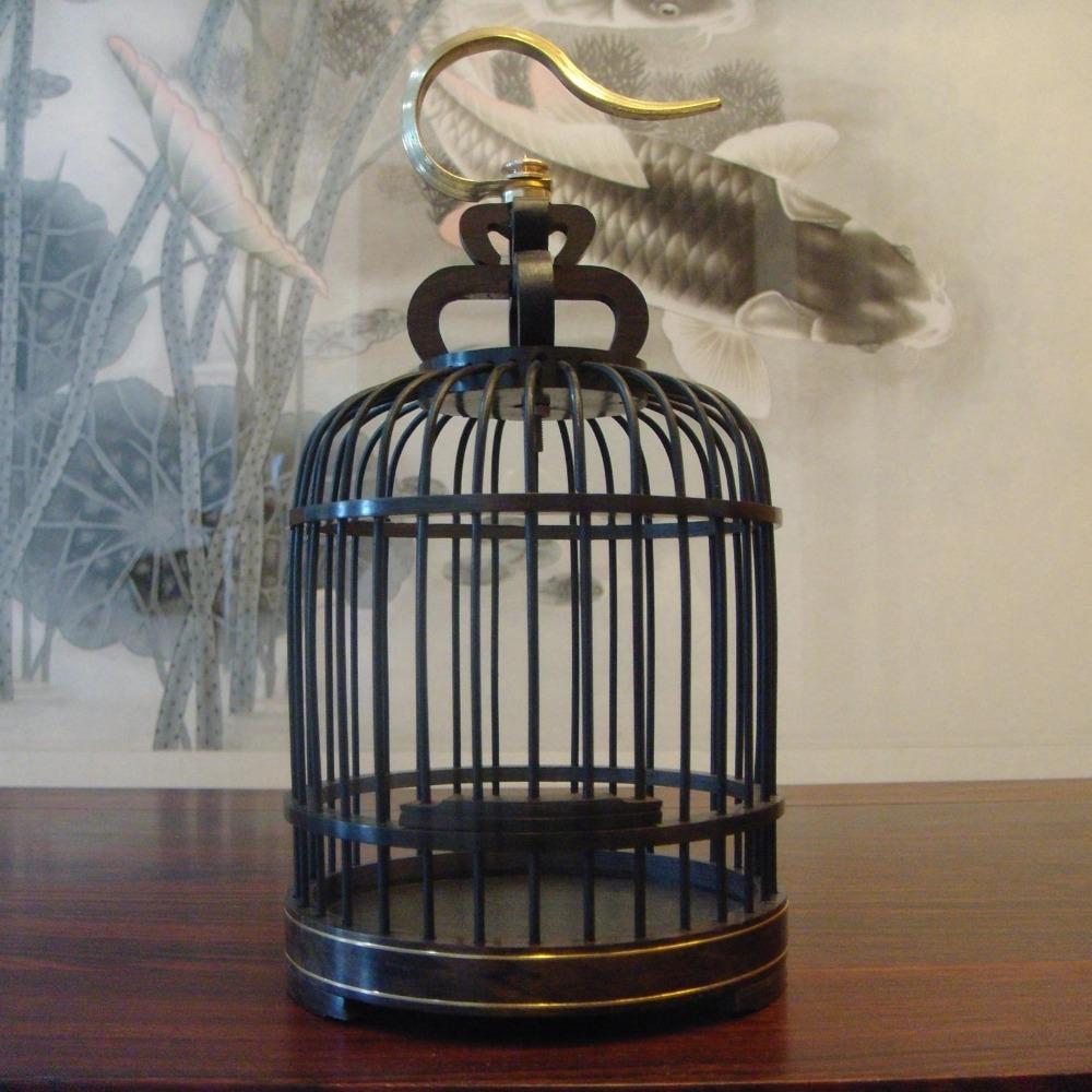 Online buy wholesale bird cage suppliers from china bird for Cage a oiseau decorative
