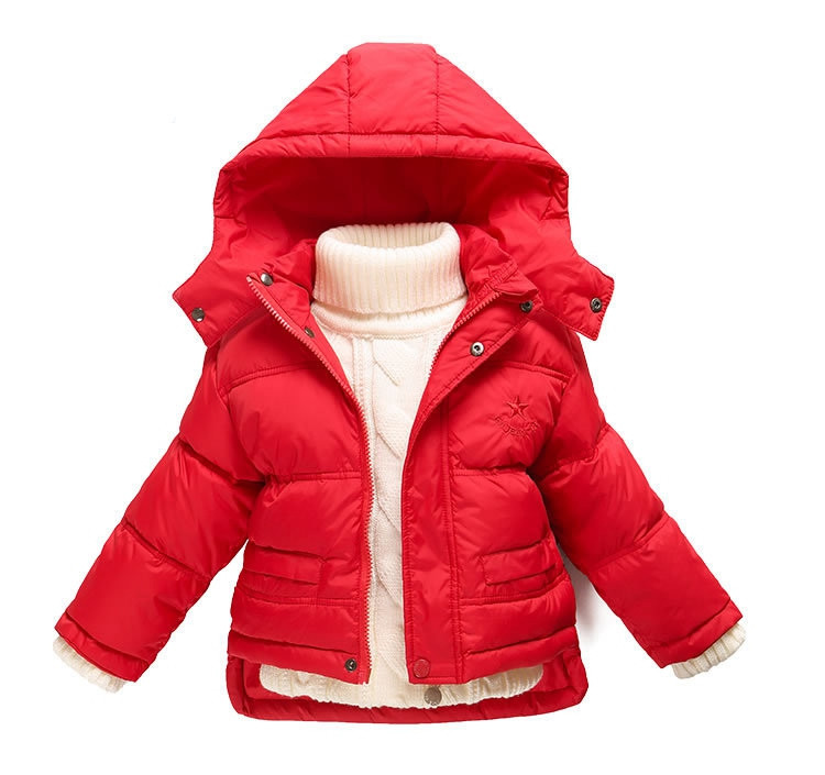 Fashion 80% Eiderdown Baby Girl Winter Coat Newborn Snowsuit For Baby Boys Duck Down Outerwear Clothes For Children Jackets (10)
