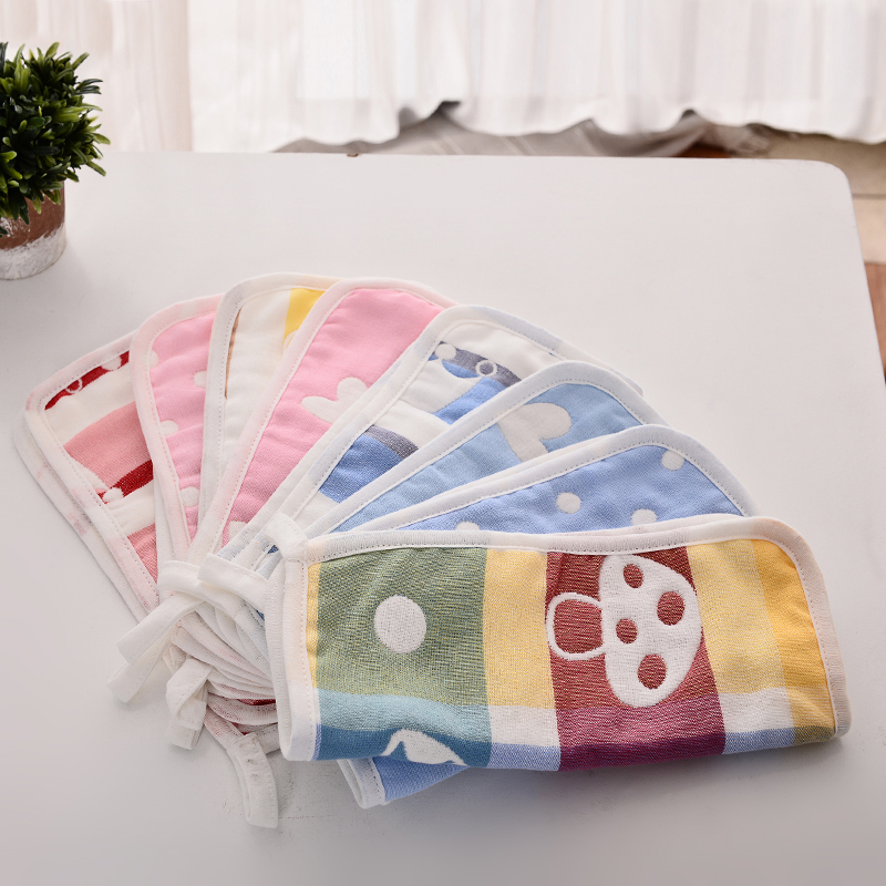 1//4//6Pcs Men Pocket Plain White Cotton Handkerchiefs Hankies Sweat Face Towel