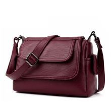 Fashion Woman Bag PU Leather Crossbody Bags For Women Messen