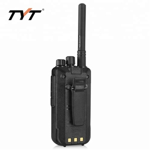 Image 4 - TYT MD 380 워키 토키 DMR 디지털 VHF UHF 장거리 양방향 라디오 5 와트 MD 380 트랜시버 햄 라디오 Amador + 프로그램 케이블