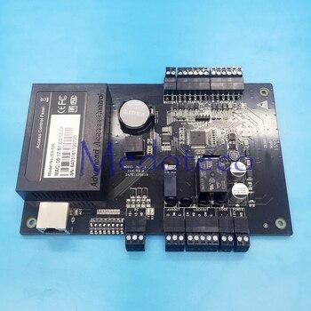 30000 utilisateurs C3 100 un système de contrôle d'accès bidirectionnel Intelligent à une porte avec C3 100 tcp/ip Rs485 access control control systemaccess control panel -